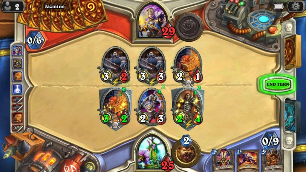 Hearthstone-Gameplay-2