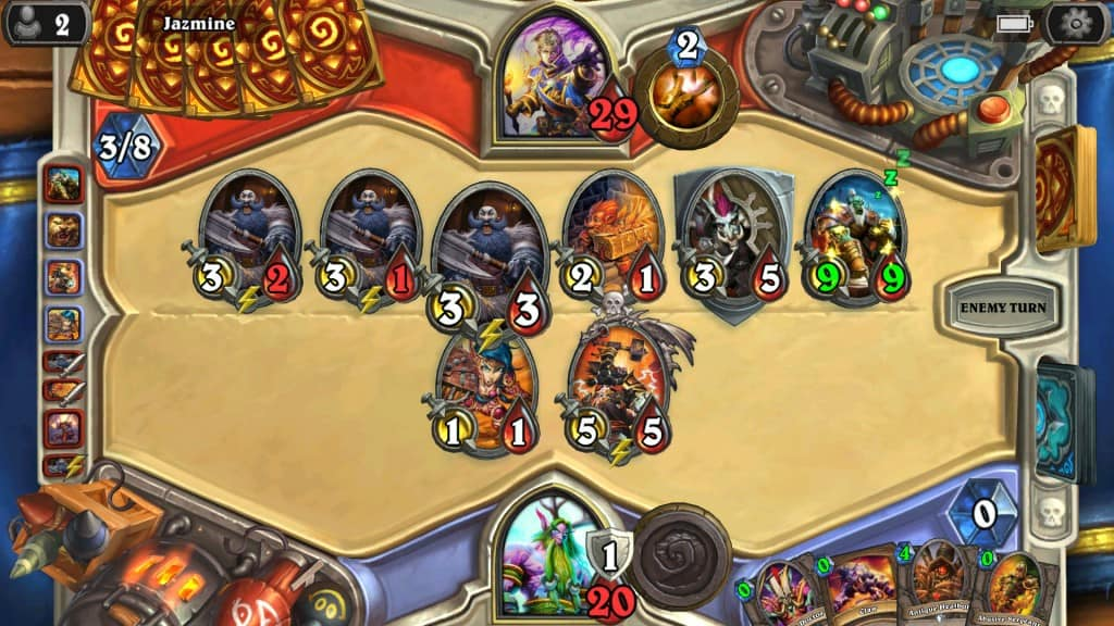 Hearthstone-Gameplay-3