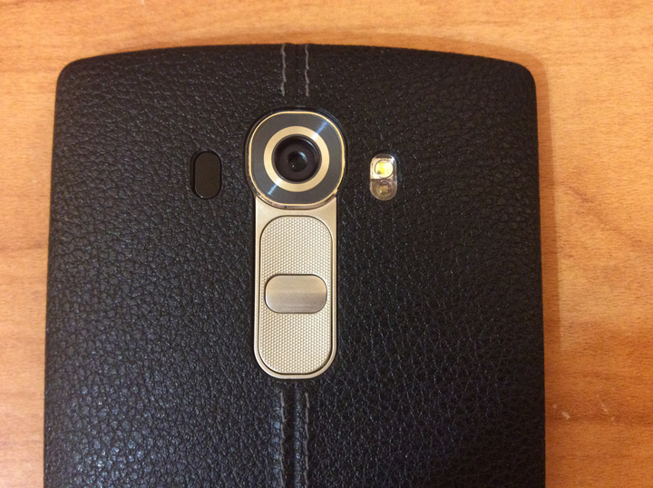 The G4 camera still packs the laser auto-focus and adds optic image stabilization to its 16 Megapixel shooter.