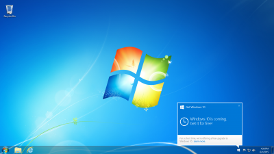 Reserve your copy of Windows 10 today