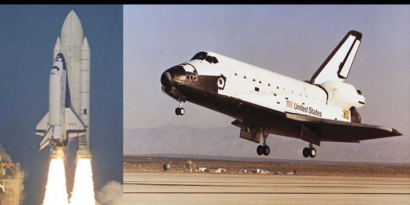 columbia space shuttle challenger - photo #4