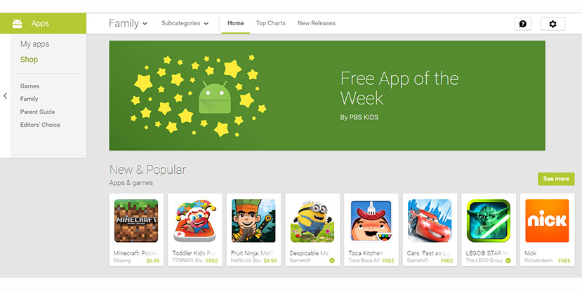 how to get app featured on google play