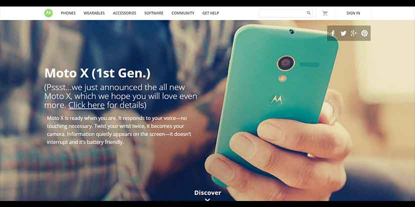 Motorola Rolling Out Android 5 1 Update For Moto X (2013)