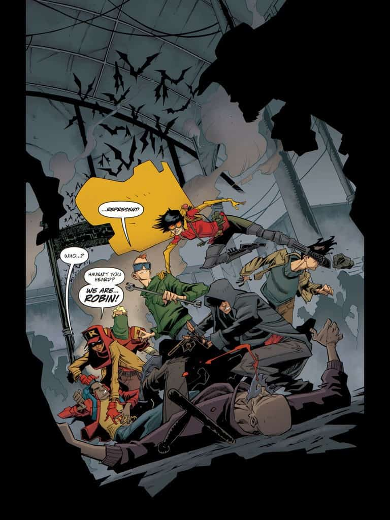 We Are Robin #1