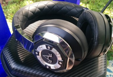 A-Audio Icon Review: Stellar Over-The-Ear Wireless Headphones