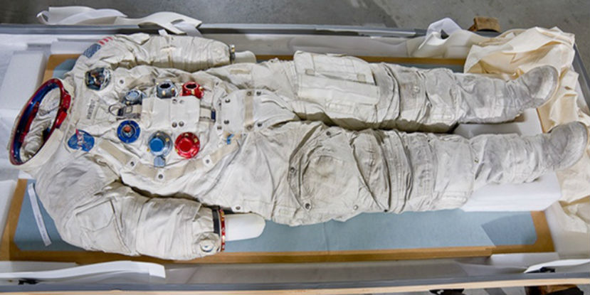 Armstrong's Spacesuit