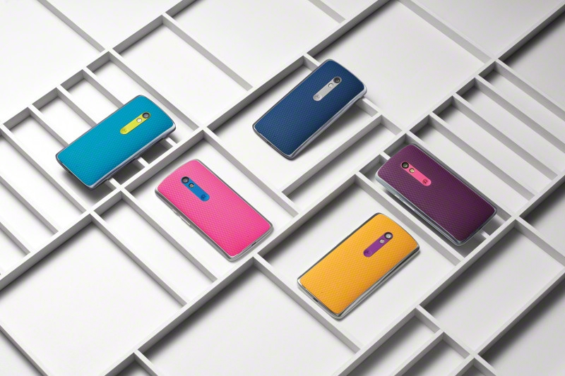 The new Moto X Play
