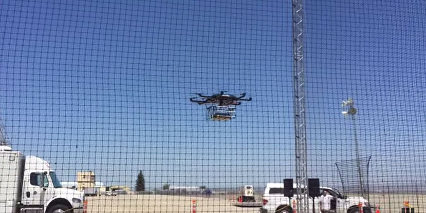 Package_Delivery_Drone