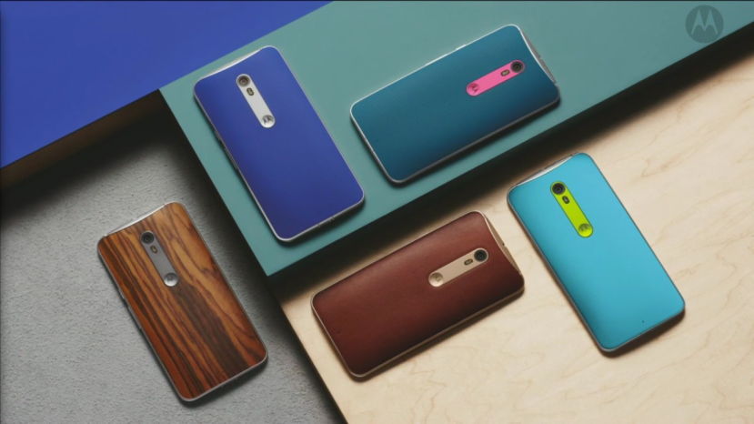 The new Moto X Style