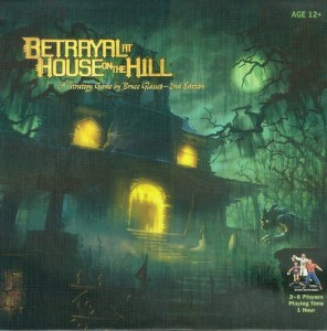 Betrayal At House On The Hill Gen Con 2015