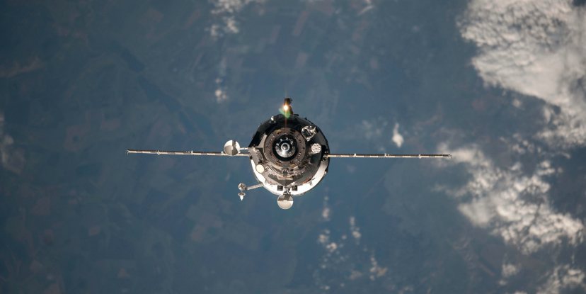 international space station re-supply
