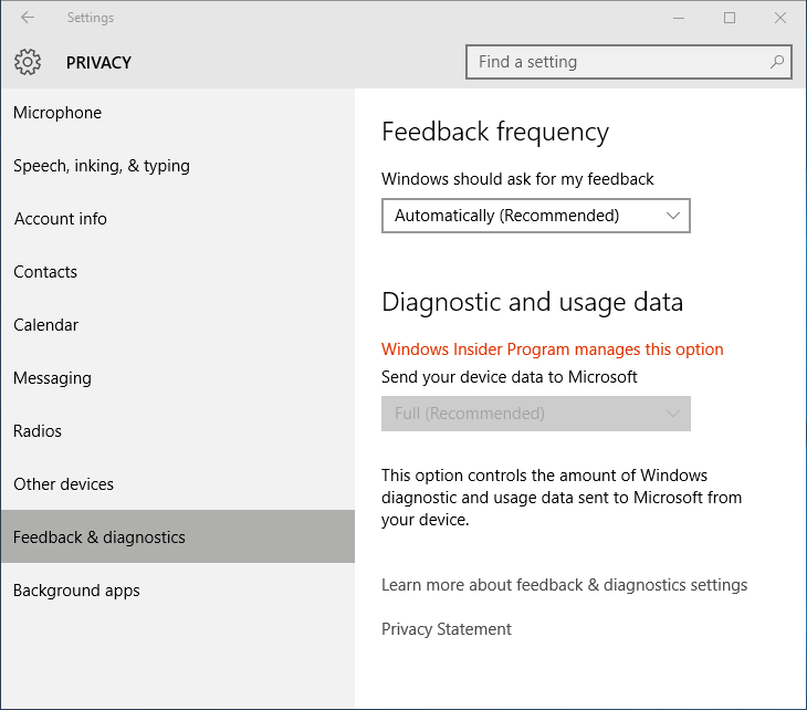 Windows-10-Feedback-Diagnostics