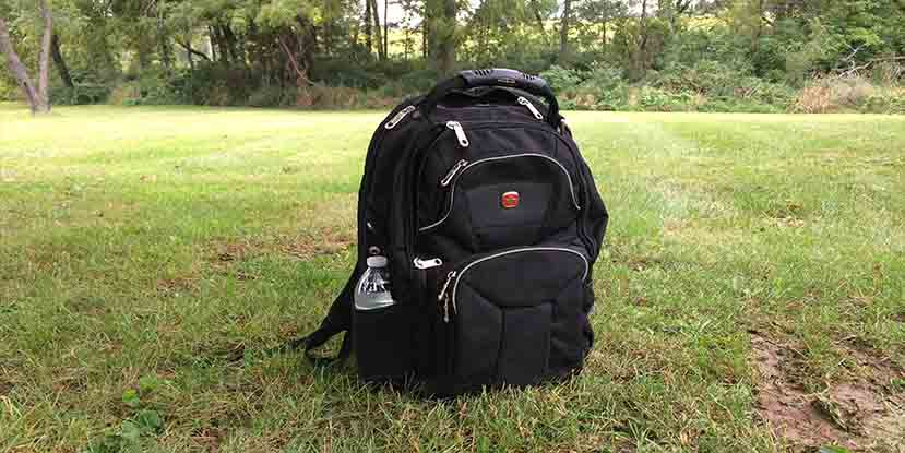 SwissGear ScanSmart Backpack Review: A Great TSA Approved Backpack