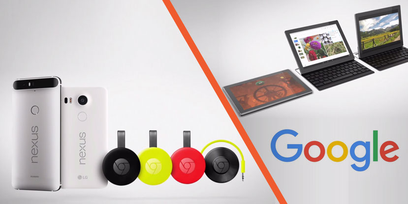 Google Products Announced Today