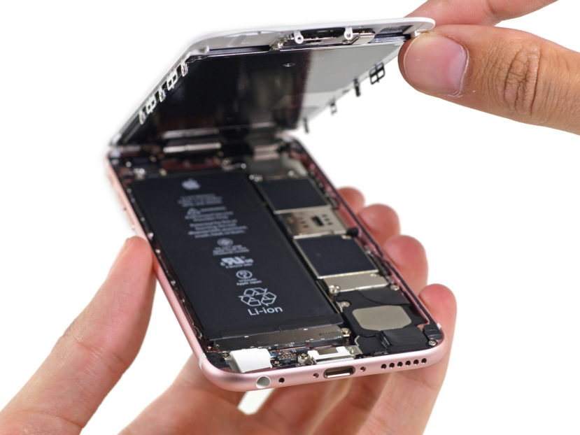 Taken from iFixit