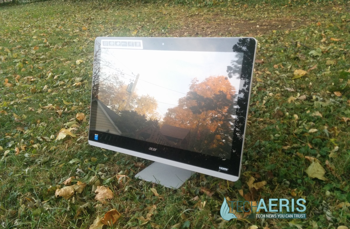 Acer Aspire AZ3-710 Review