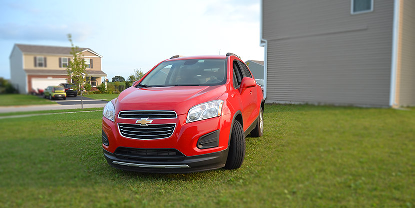 UPDATED] 2015 Chevrolet Trax Review: It's About Connectivity