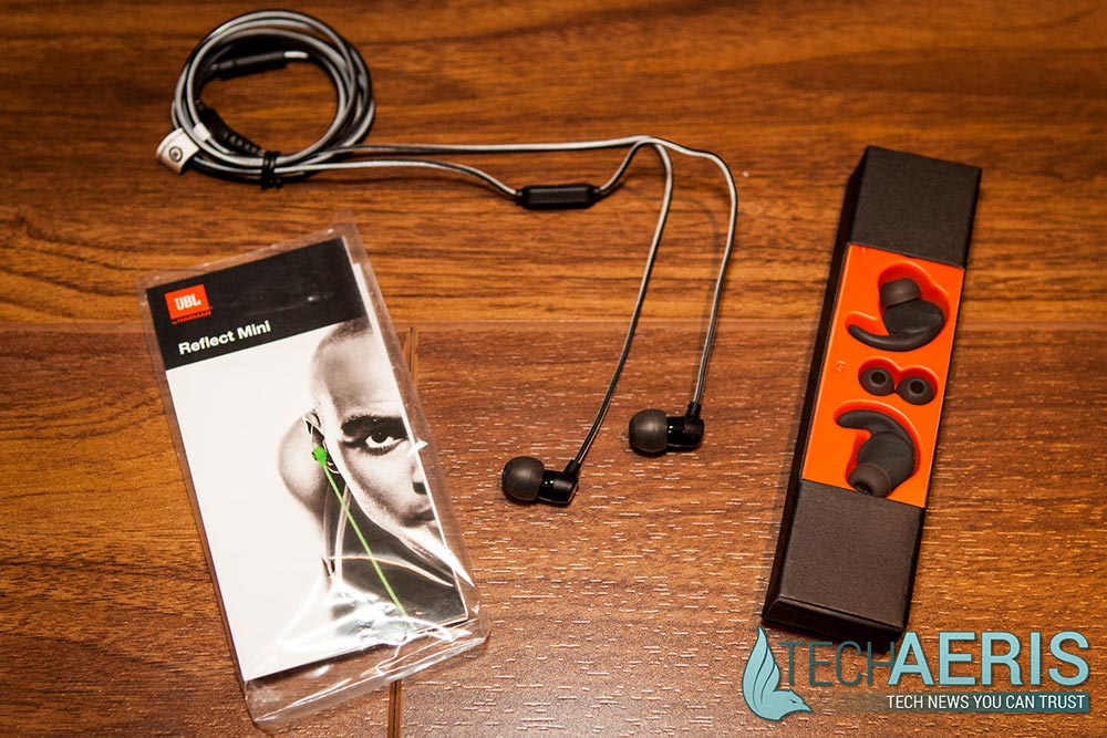 Jbl Reflect Mini Review Secure Fitting Lightweight Sport Headphones