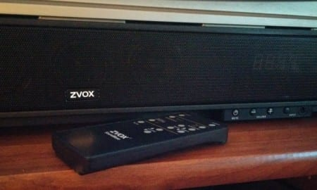 ZVOX Soundbase 570 Review