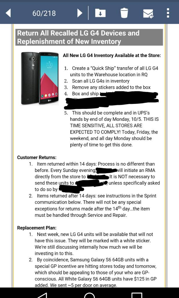 Sprint-LG-G4-Recall-Email