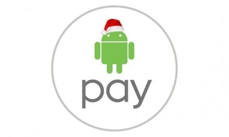 Android Pay Christmas