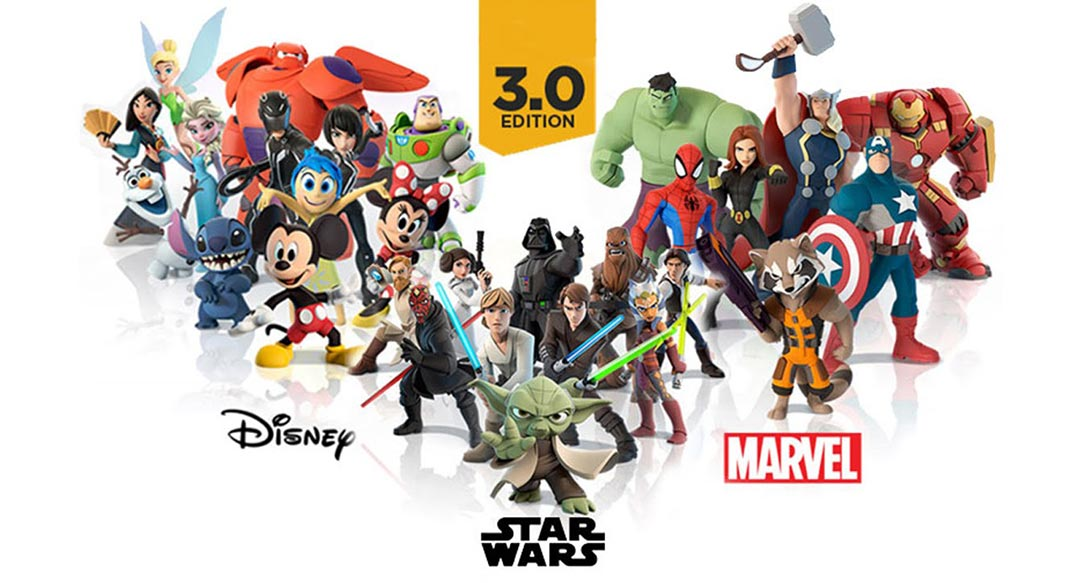 Free To Play Disney Infinity 3 0 Edition For Pc Ditches