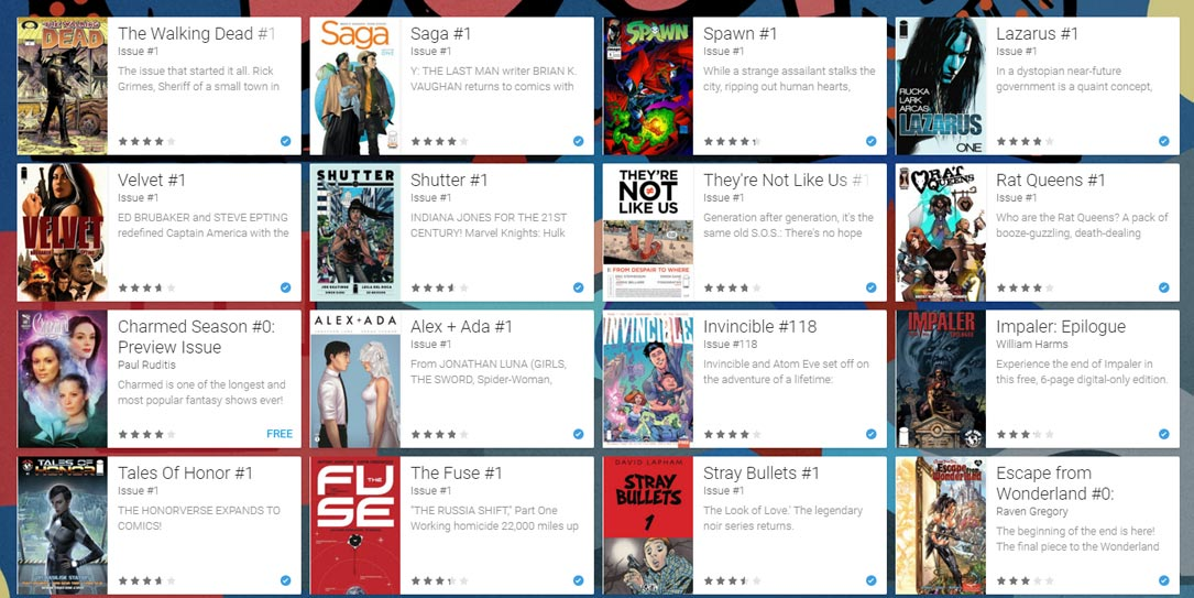 Google-Play-Books-Free-Comics