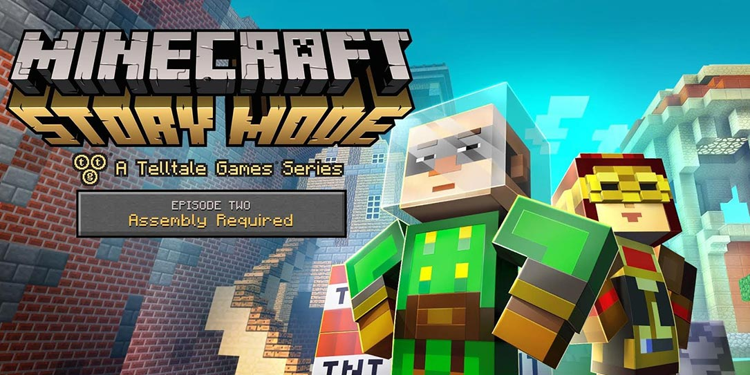 Minecraft-Story-Mode-Episode-2