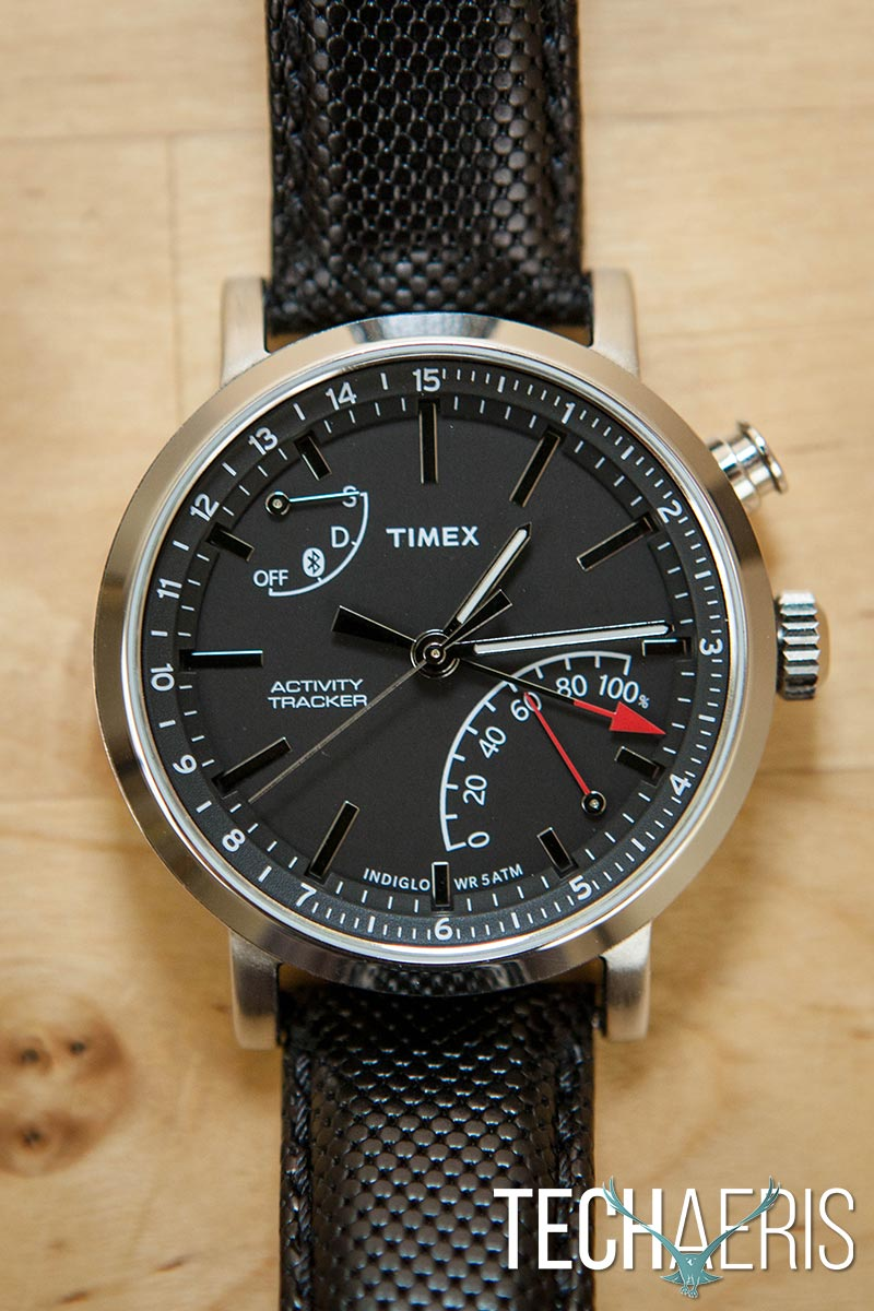 timex metropolitan review basic activity tracking
