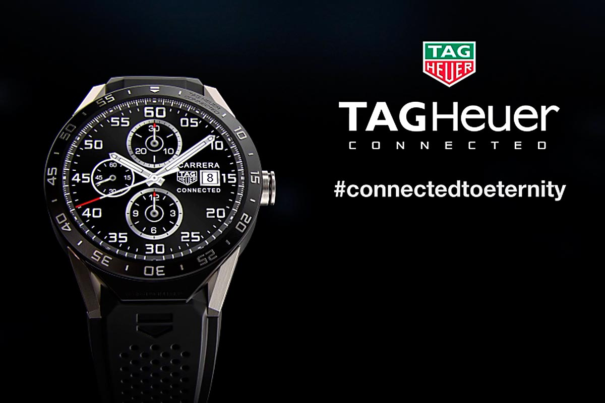 TAG Heuer Launches Its First Android Wear Watch: The TAG ...