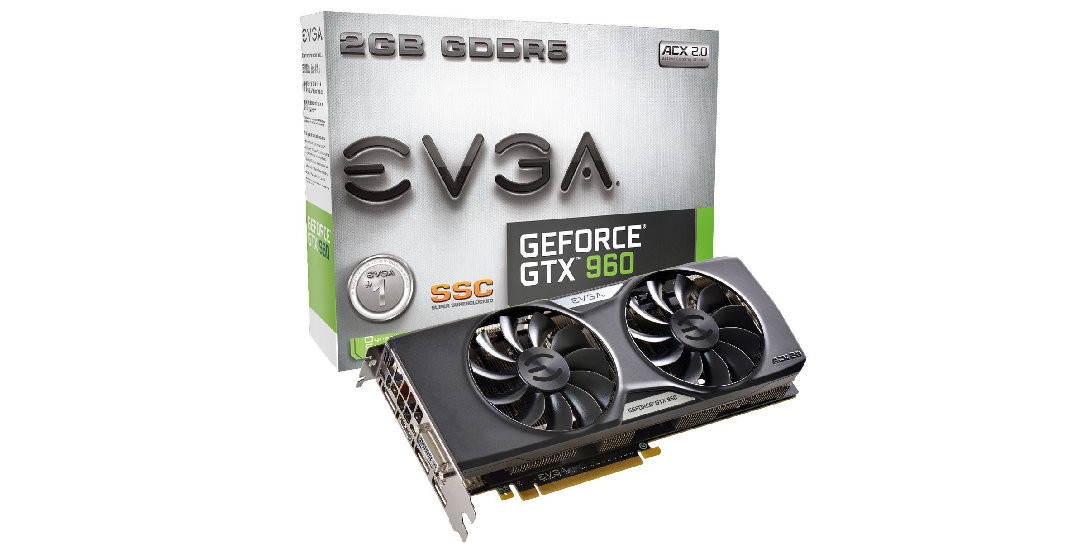 EGVA Graphics Card