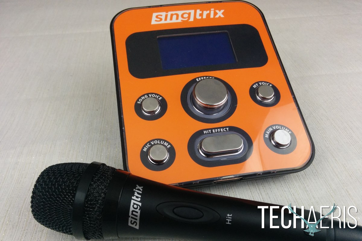 Singtrix Review Mic and Box