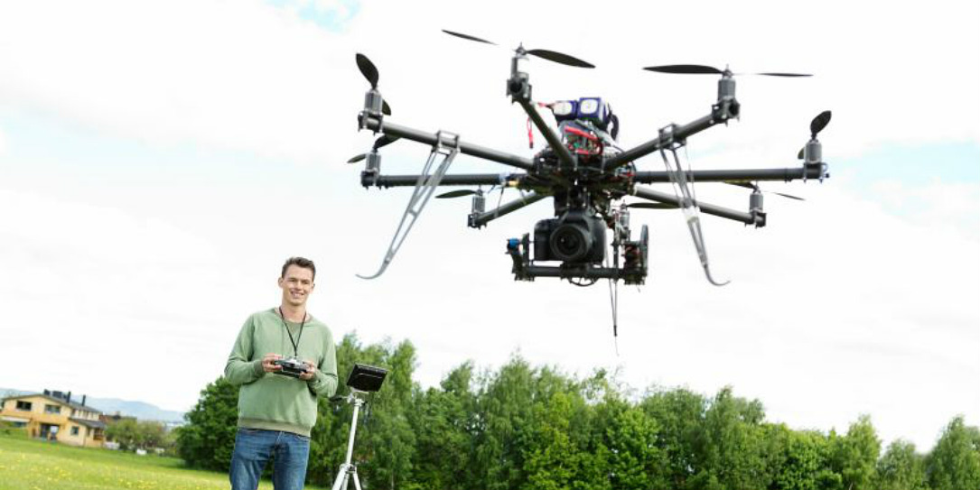 Top 10 Drones For The Holidays
