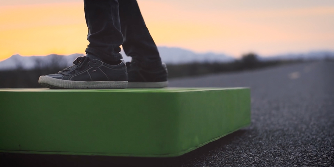 hoverboard concept