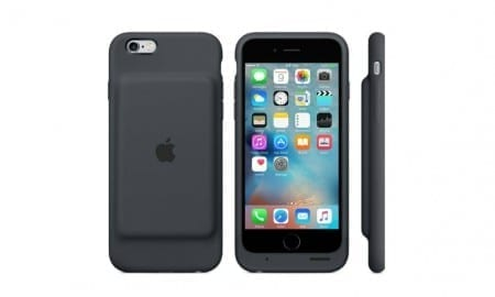 iPhone 6s battery case official
