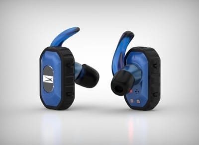 Altec Lansing's True Wireless Earphones (PRNewsFoto/Altec Lansing)