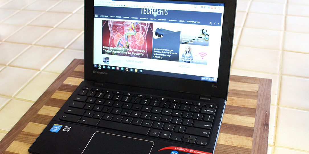 Lenovo 100S Chromebook Featured Image