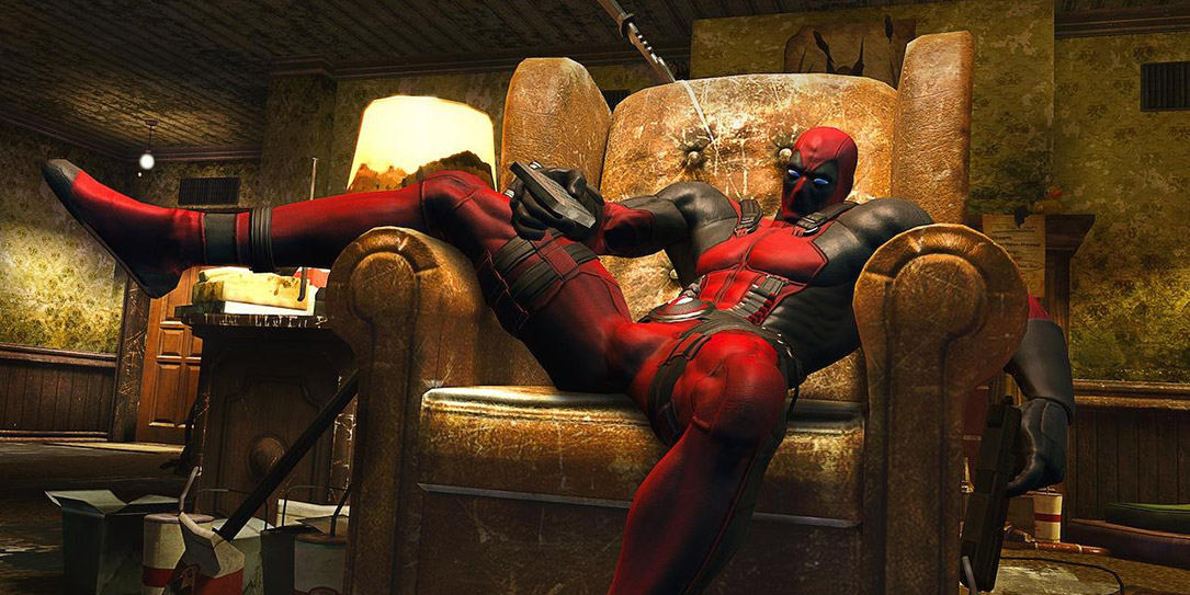 Deadpool 8 shots in 1
