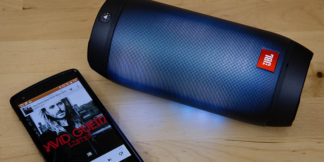 Jbl pulse 2 review a vibrant excellent sounding portable for Housse jbl pulse 3