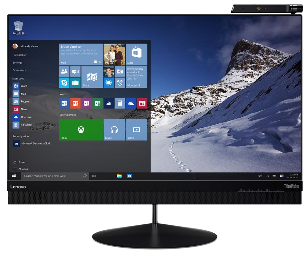Lenovo-ThinkVision-X1-Monitor
