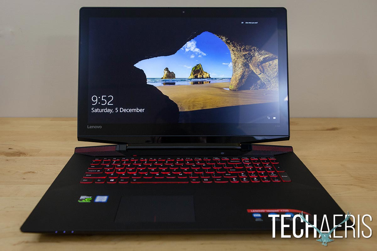 Lenovo ideapad Y700 17″ Review: Portable Gaming In A Slick, High