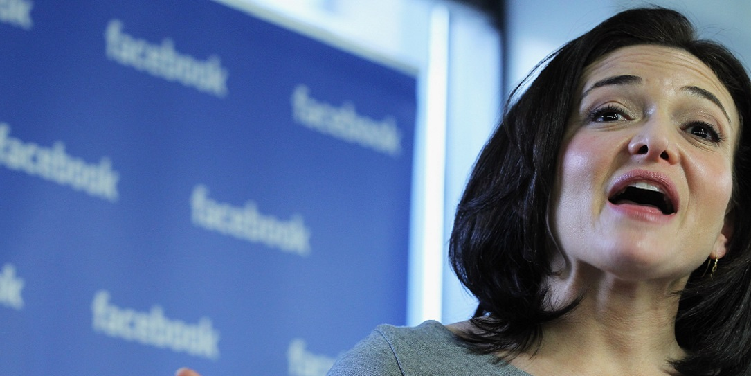 NEW YORK, NY - DECEMBER 02:  Sheryl Sandberg, Facebook's chief operating officer, speaks on December 2, 2011 in New York City. Facebook will be opening a center for engineers in New York City in 2012. Facebook, the world's largest social networking company, is expected to file for an IPO in April, and a public offering could reach a valuation of up to $100 billion and raise $10 billion.  (Photo by Spencer Platt/Getty Images)