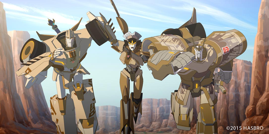 Transformers: Robots In Disguise Renewed, Second Season ...