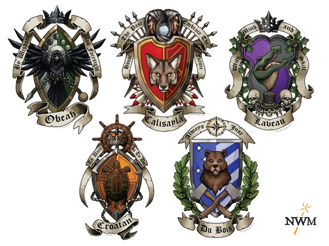 college-of-wizardry-houses