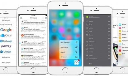 Airmail for iOS now available.