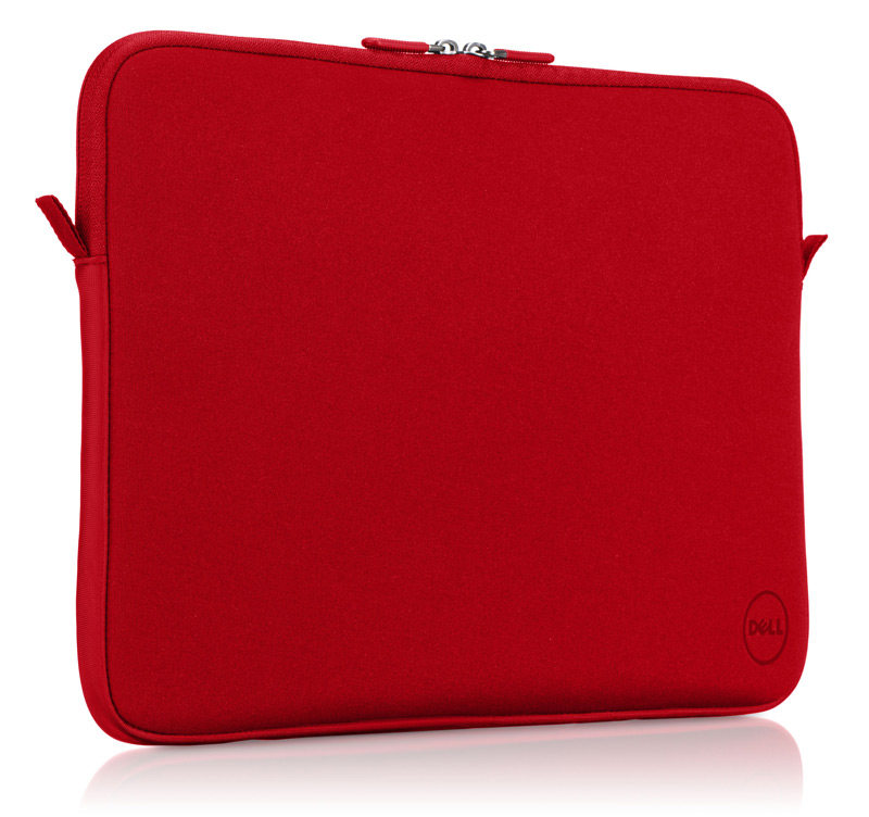 Dell-Neoprene-carrying-sleeve---Red