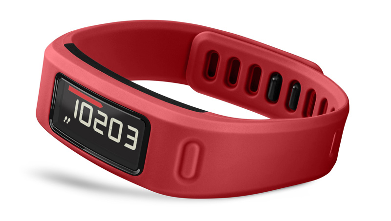Garmin-VivoFit-Red