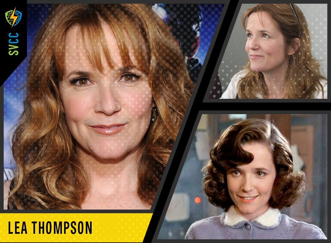 Lea Thompson Back to the Future SVCC