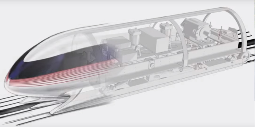 MIT Hyperloop Pod