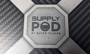 Supply Pod X-Files Edition
